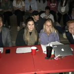 We hosted our own mini-AirJam. These were our awesome judges!